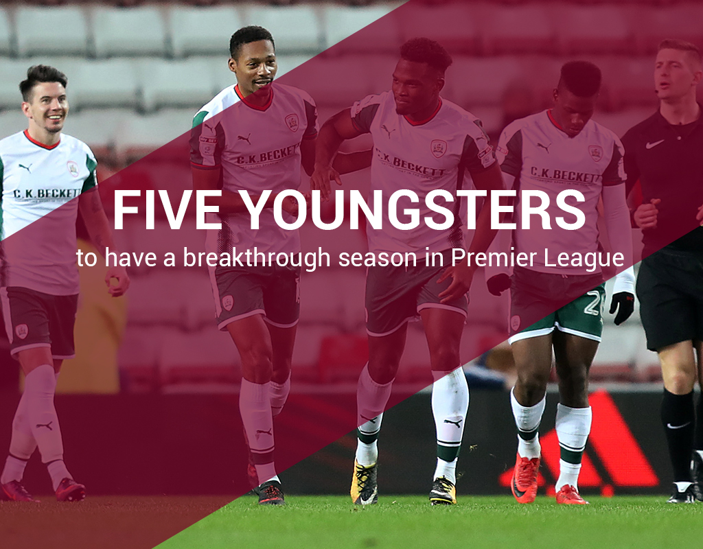 Premier League, EPL, Young soccer stars, Famous soccer players, up and rising soccer players