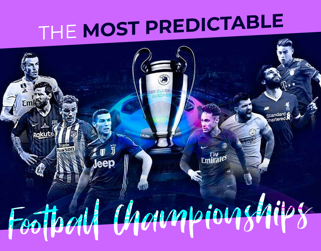 The most predictable football championships